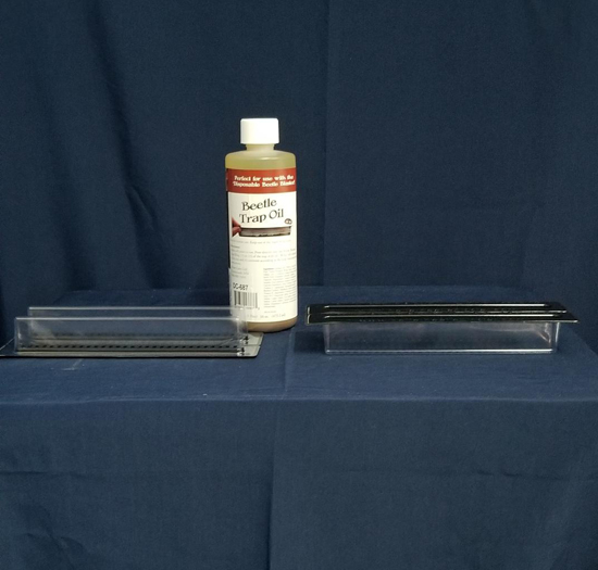 Beetle Blaster and Beetle Trap Oil